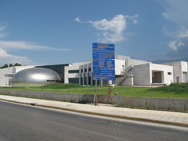The new Archaeological Museum of Patras